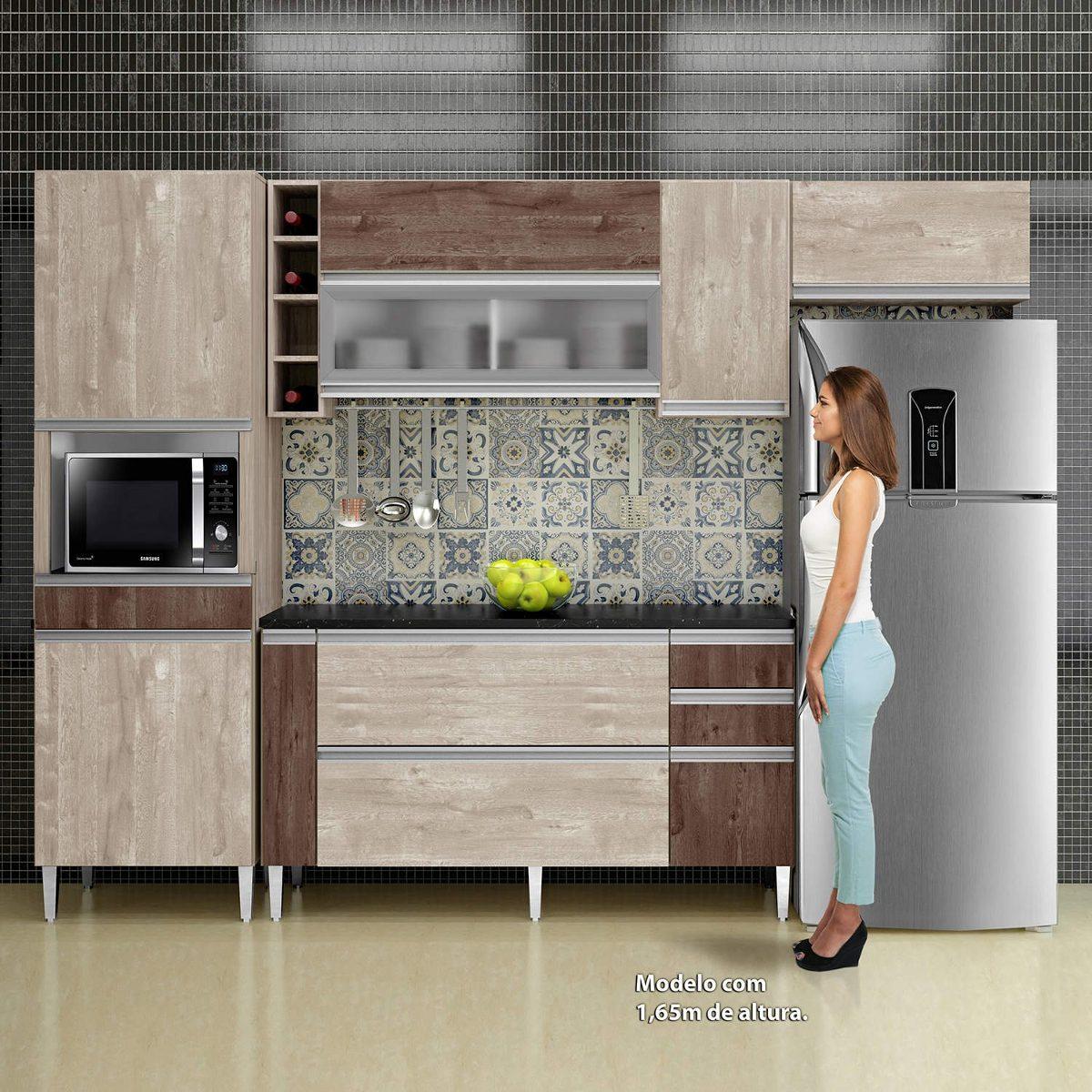 Cozinha Completa 4 Pe As Com Tampo Bano Chf H R 1 239 90 Em