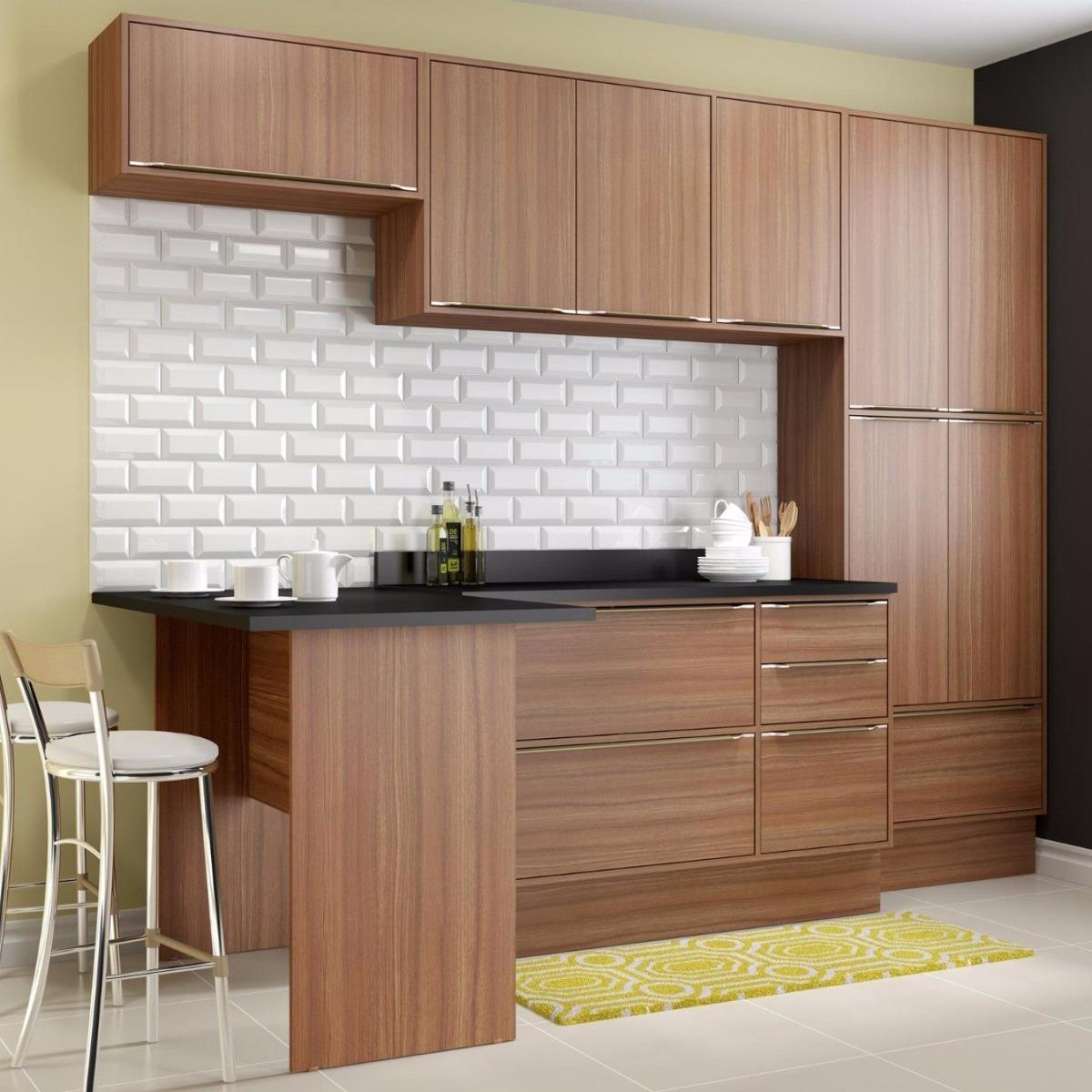 Cozinha Completa 8 M Dulos 11 Portas Cal Bria E R 1 739 90 Em