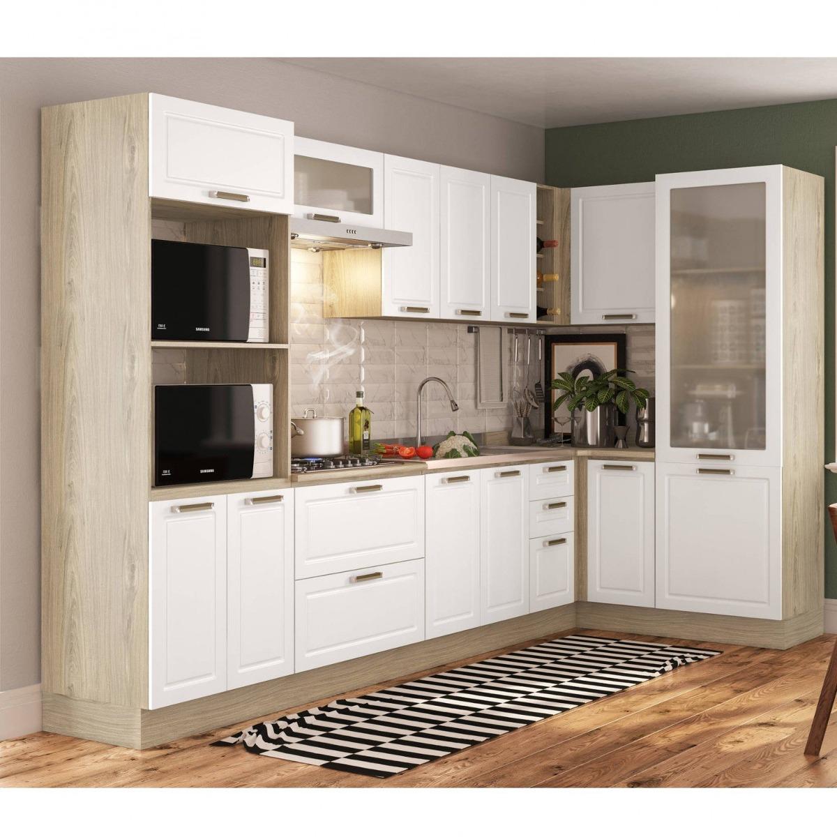 Cozinha Completa 9 M Dulos 13 Portas Proven Al Cook Edwt R 2 783