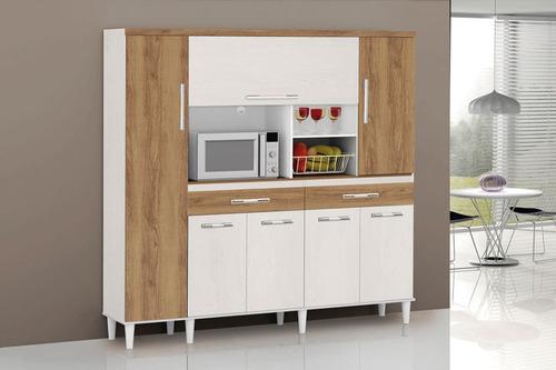 cozinha completa com