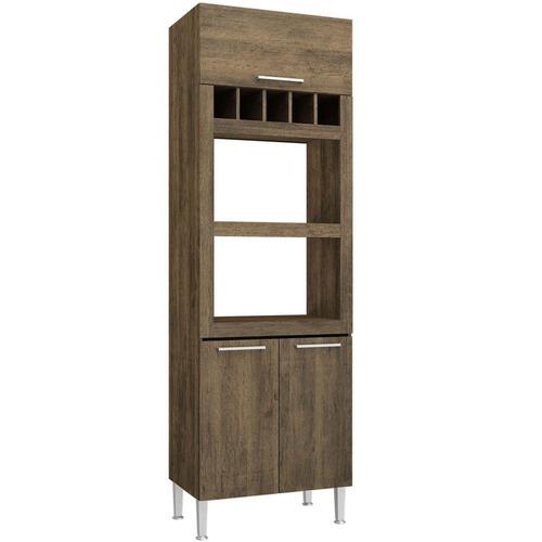cozinha completa genial 8 portas 3 gavetas 4 peças mdp