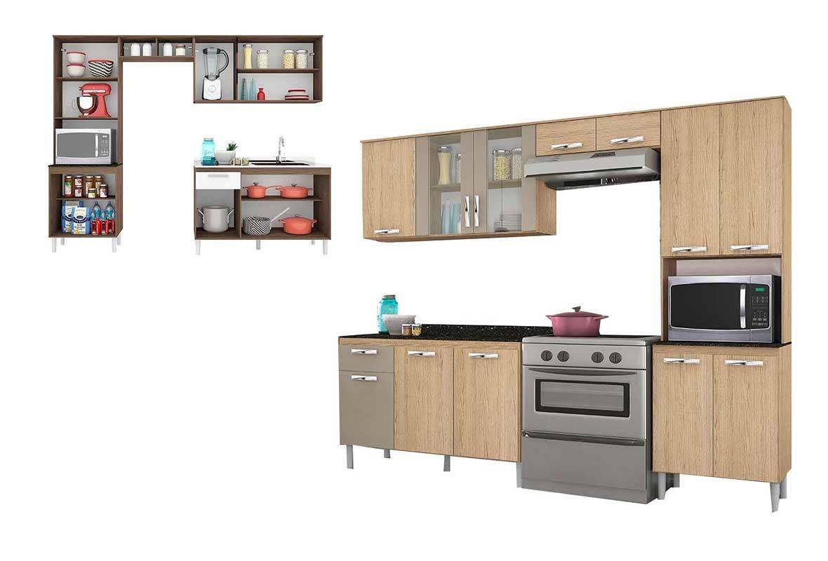 Cozinha Completa Nicioli Am Ndoa Arezzo Fit R 811 90 Em Mercado Livre