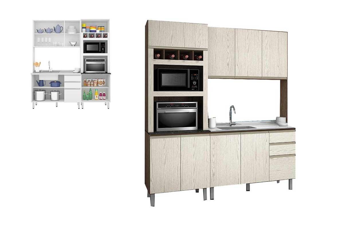 Cozinha Completa Nicioli Am Ndoa Arezzo Isis R 1 223 90 Em