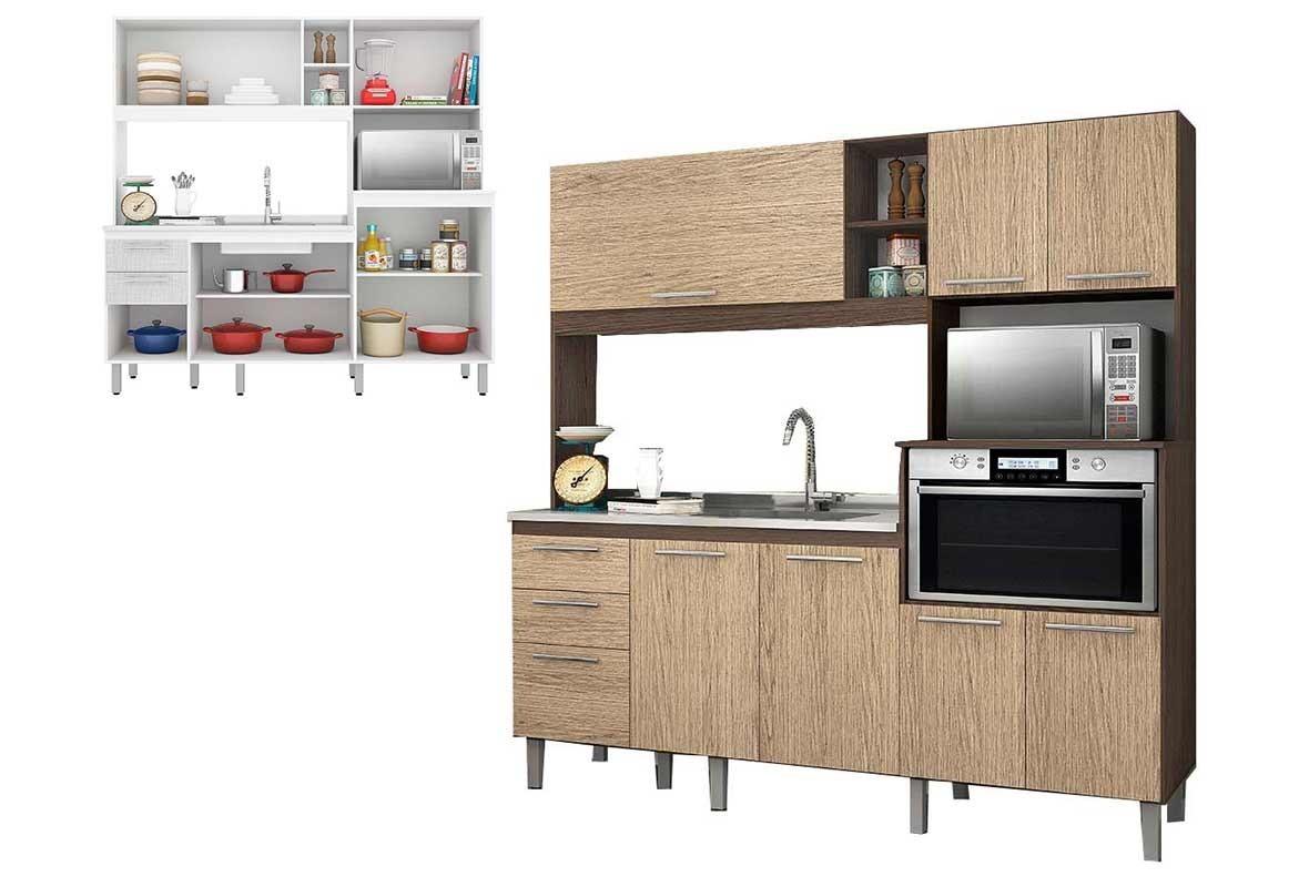 Cozinha Completa Nicioli Am Ndoa Carvalho Piat Ii R 753 90 Em