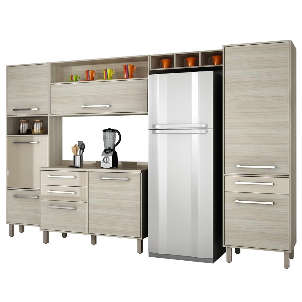 Cozinha Completa Palmeira 5 M Dulos Maia V Jacarta Fum R 1 455