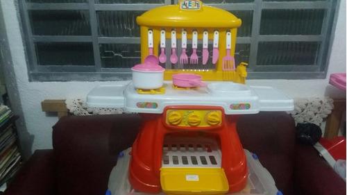 cozinha de brinquedo