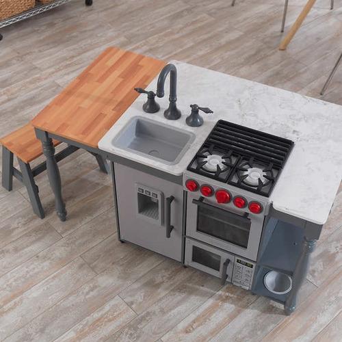 cozinha infantil - chef.s  cook  c/montagem   - disponivel