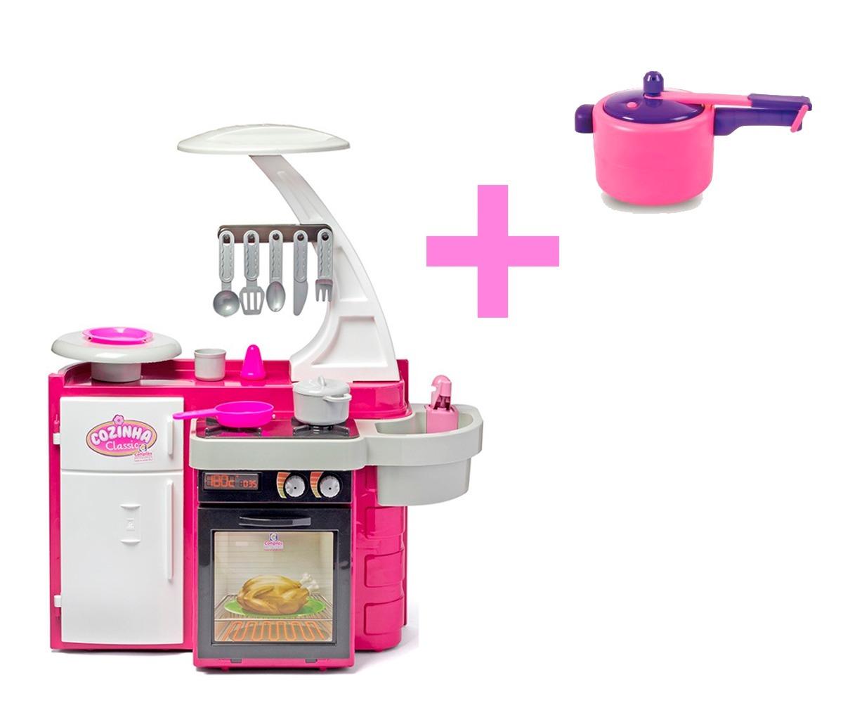 Cozinha Infantil Classic Cotipl S C Fog O Pia Arm Rio Pan R