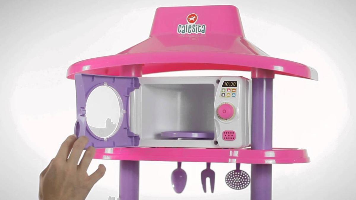Cozinha Infantil Completa Infantil Le Grand Chef Calesita R 358