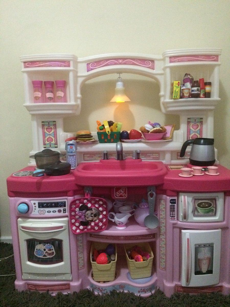 Cozinha Infantil Importada R 1 980 00 Em Mercado Livre ~ Mercado Livre Cozinha Infantil