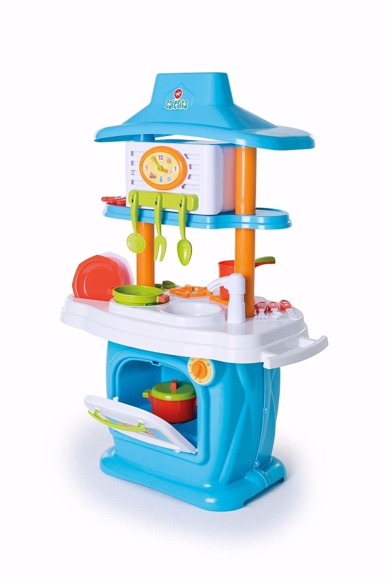 Cozinha Infantil Le Grand Chef Junior Calesita Brinquedos R 266
