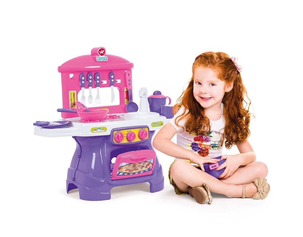 Cozinha Infantil Mini Chef C Gua Completa Calesita 0317 R 224