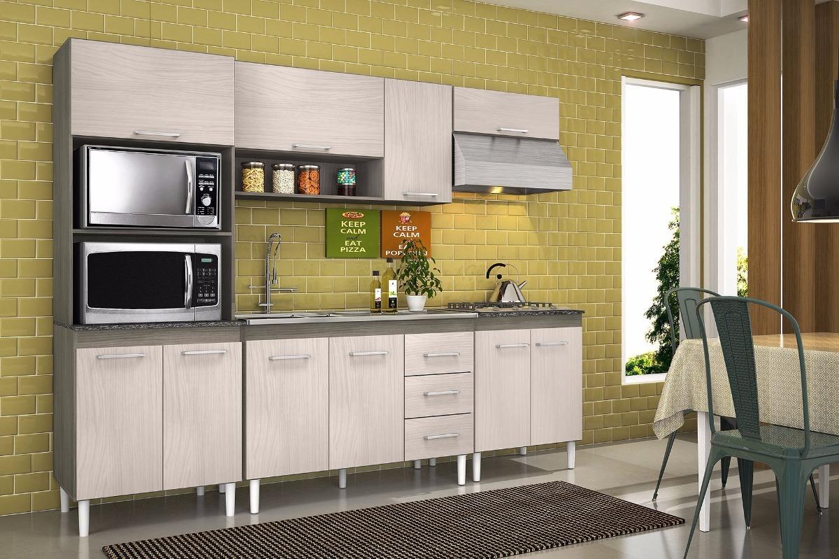 Cozinha Modulada Compacta Malbec Avel R 1 125 00 Em Mercado Livre