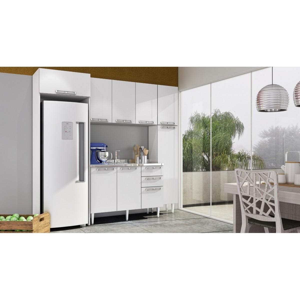 Cozinha Modulada Completa V Rias Cores 05 Pe As Mia Coccina R