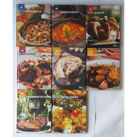 Cozinha Regional Brasileira 1 Livro Ilustrado C/envio Grátis