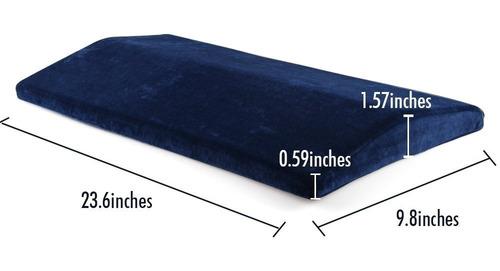 cozy hut  almohada soporte para dolor de espalda