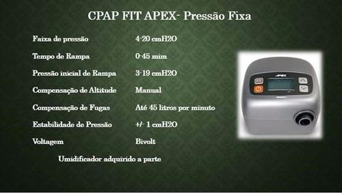cpap apex xt fit - apex medical