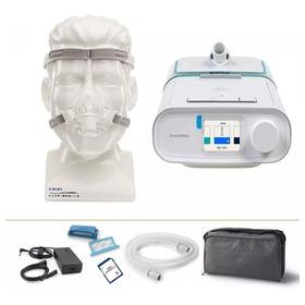 Cpap Automático + Umidificador + Máscara Philips Imbatível
