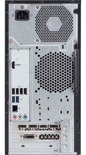 cpu acer nitro n50-600, intel core i7 (8ª generación)