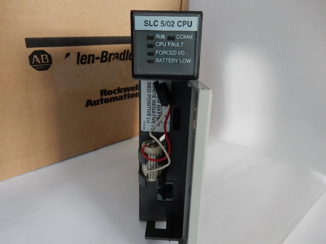 cpu allen bradley slc 502 1747 l524 D NQ NP 991821 MLM27068086629 032018 F - The History of the SLC500