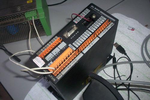 cpu altus al-600 sómente a cpu do clp