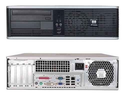 cpu amd athlon dual core 4gb ram 80gb /  teclado e mouse
