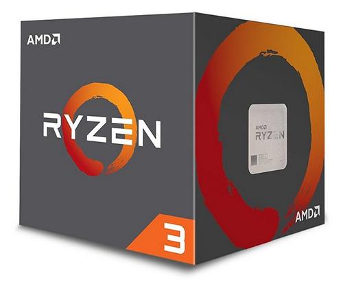 cpu amd ryzen 3 1200 am4 quad-core 3.1ghz