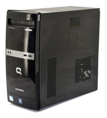 cpu compaq 500b dual core 2.7ghz/ 2gb ddr3/ 160gb/w7 [00157]