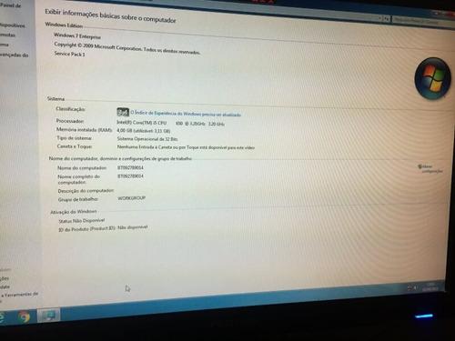 cpu completa core i5 - hd-500gb - 4gb - wi-fi