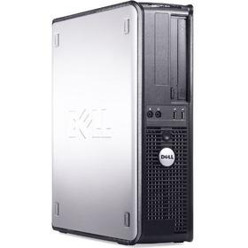 Cpu Completa Dell Core 2 Duo 4gb Hd 500 + Monitor 17 Dell