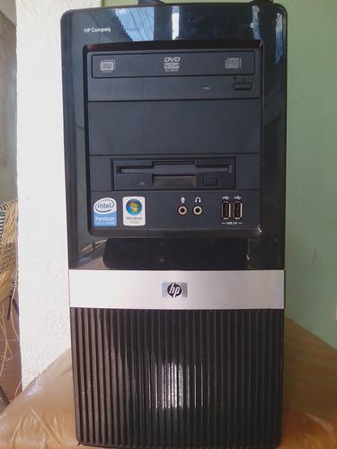 cpu completo disco duro 160gb pentium dualcore ddr3 2gb ram