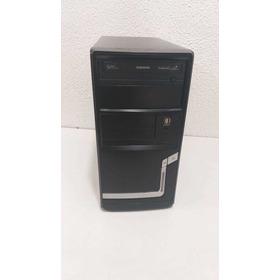 Cpu Computador Core2duo 2gb Ram Ddr2  Hd500 Gb Completa Ler