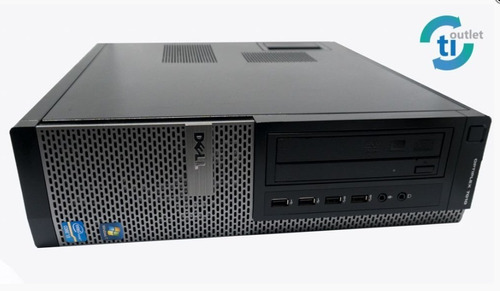 cpu computador desktop dell optiplex  390 i3 4gb windows 7
