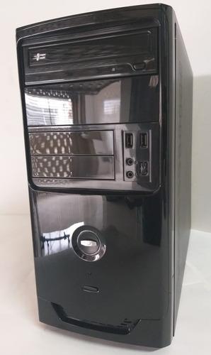 cpu core 2 duo 2gb memória hd 500gb torre