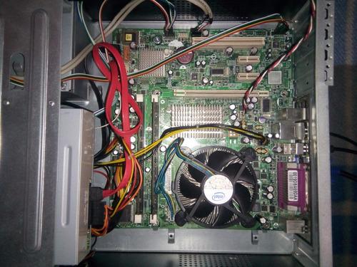 cpu core 2 duo / 4gb ram / 500 gb disco duro