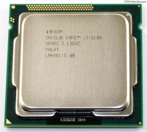 cpu core i3-2100/ 4gb ram / hdd 500gb / multi dvd