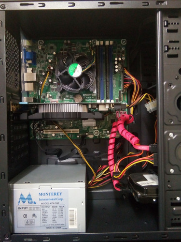 cpu core i3-3.2ghz-8gb ram-gtx 550ti-hd 320gb-ssd 120gb-w10