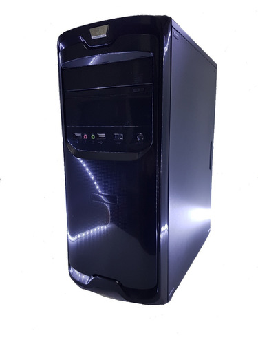 cpu core i5 2ªg 3.40ghz 4gb 500gb c/ win 7 + brinde!