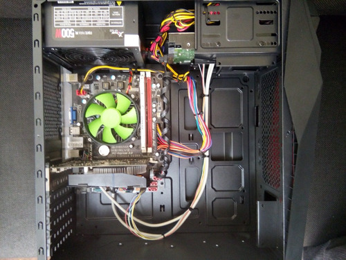cpu core i5 3.1ghz-hd 500gb-8gb ram-1gb gtx 460-gamer