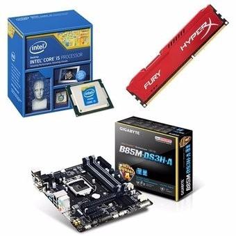 cpu core i5 4 gb ram 500 gb  oferta exclusiva