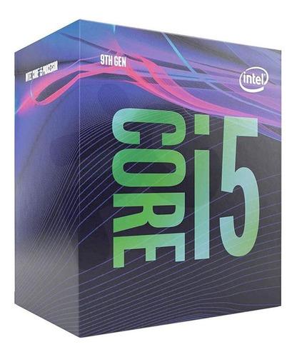 cpu core i5-9400 2.9ghz 9mb (1151-v2) intel