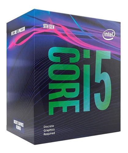 cpu core i5-9400f 4.10 ghz 9mb (1151-v2) intel