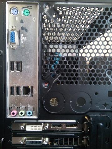 cpu core i5-hd 500gb-8gb ram-vga-2gb-ddr5-256bits-r7-gamer