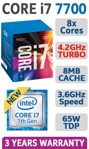 cpu core i7 septima , 4gb ddr4 , 2 teras, !!ofertas!!