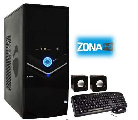 cpu corei5 4ta 8gb 500hdd  case gamer es opcional gtx 1050ti