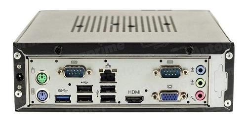 cpu da pdv elgin newera e3 nano celeron j1800, 120gb, 4gb computador