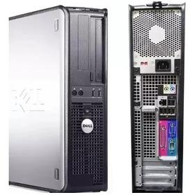 Cpu Dell Core 2 Duo E8400 8gb Hd 500 + Wifi / Win 10