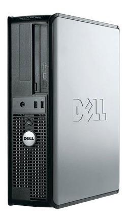 cpu dell core 2 e8400 8gb hd 500 + wifi / win 10