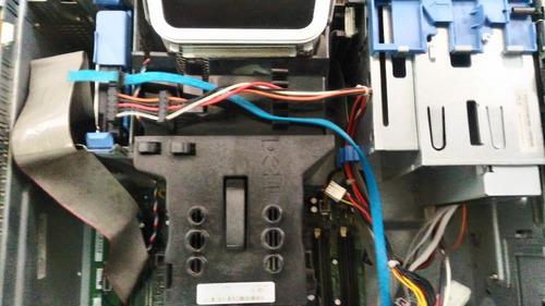 cpu dell modelo dimension 5150 - hd 80 gb - usado