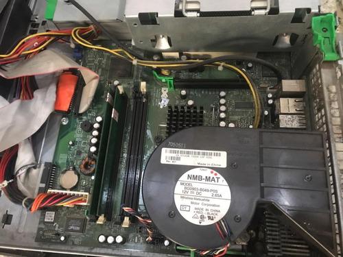 cpu dell modelo optiplex gx60*sem o hd funcionando perfeito*